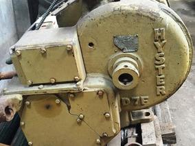 Malacate Hidraulico Caterpillar Para Topadora D7f Komatsu
