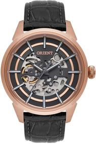 Relógio Orient Automático Masculino Mecânico Nh7rc001 G1gx