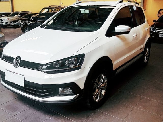 Volkswagen Crossfox 1.6 Msi 16v Total Flex