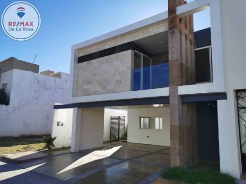 Casa Nueva En Venta Fraccionamiento El Lago Residencial