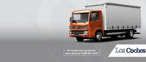 Volkswagen Delivery 11180 El Mejor Turbo Modelo 2022