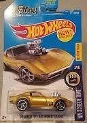 Miniatura Corvette Gas Monkey Novo / Lacrado !!!
