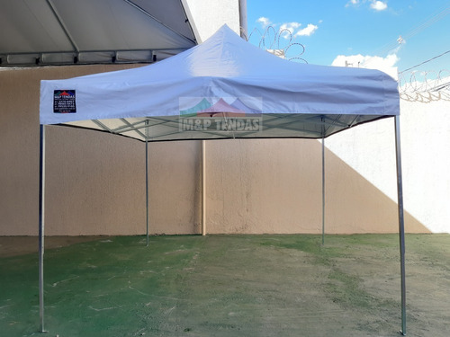 Tenda 3x3 Sanfonada Em Tdmil Td 1000 Resistente