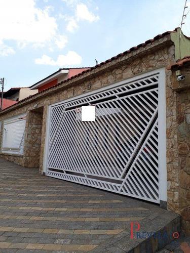 Imagem 1 de 15 de Excelente Casa Térrea No Parque Dos Pássaros - Ct-5560 - Ct-5560