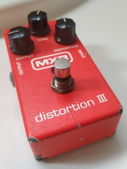 Pedal Mxr Distortion Ill