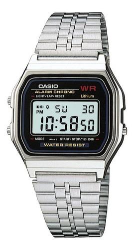 Relógio Feminino Casio Vintage Digital Fashion A159wa-n1df