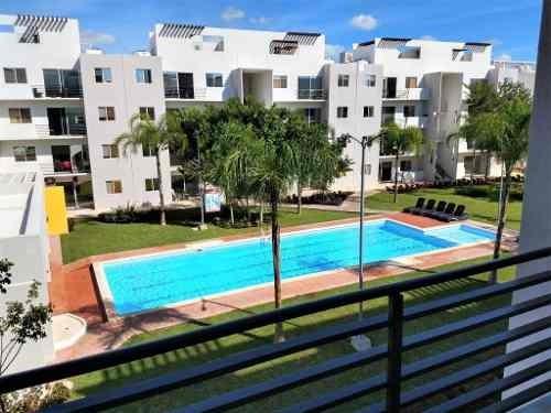 Departamento En Renta Cancun Solo 20 Min De La Playa C2670