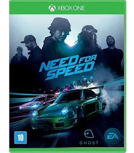 Need For Speed Xbox One Mídia Digital + 1 Jogo Grátis