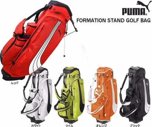 blanco como la nieve láser Distinguir  Bolsas De Golf Puma Originales Stand Para Palos Maleta Nueva   Mercado Libre