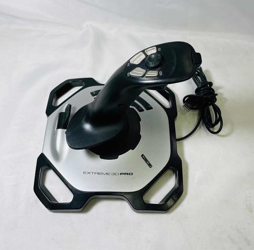 Extreme 3d Pro Control Simulador De Vuelo