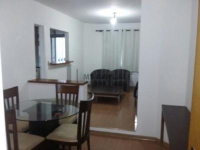 06064 - Flat 2 Dorms. (1 Suíte), Moema - São Paulo/sp - 6064