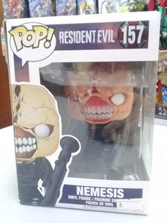 Resident Evil. Nemesis. Simil Funko Pop. Excelente!