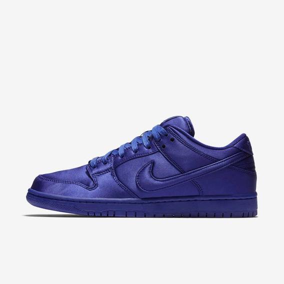 Zapatilla Nike Sb Dunk Low Trd Nba Qs