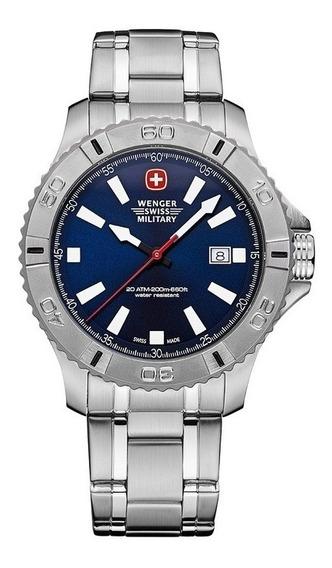 Reloj Wenger Seaforce 01.9041.211c Hombre Original
