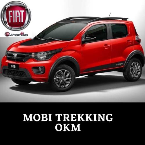 Fiat Mobi Treekking Okm 2022  R$  58,983