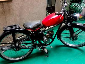 Moto Puma Original 1960. De Colección. Piezas Originales.