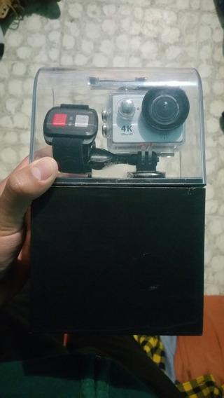 Camara De Acción Eken H9 4k 12 Mpxl Con Accesorios