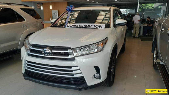 Toyota High Lander 2019 Americana