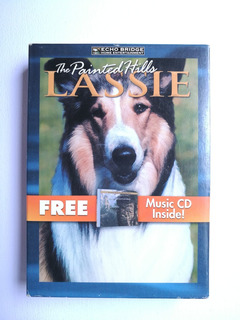 Dvd Doble Lassie The Painted Hills