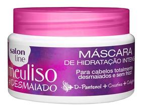 Máscara De Tratamento Salon Line Meu Liso #desmaiado 300g