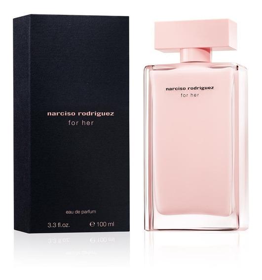 Perfume Narciso Rodriguez For Her Edp 100ml Feminino Lacrado