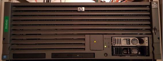 Hp Integrity Rx4640 Server