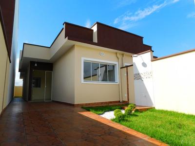 Casa Nova Geminada A Venda Em Peruíbe