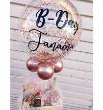 Imagem 1 de 1 de 150 Baloes Decorados E Personalisados