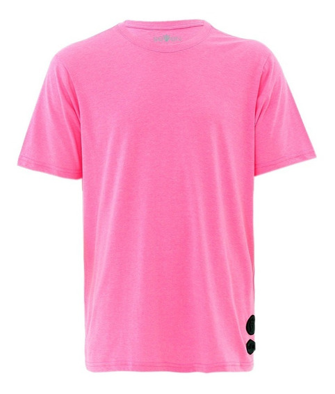 Camiseta Seven Brand Rubber Rosa