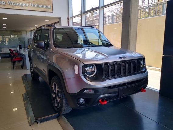 Jeep Renegade 4x4 Trailhawk 2,0 At9