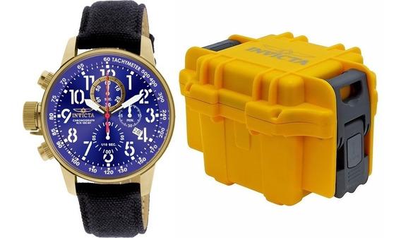 Relógio Invicta I Force 1516 C/maleta Invicta Watch