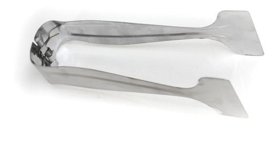 Pinza Para Fiambre Acero Inoxidable 16,5cm