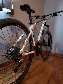 Bicicleta Mtb Venzo Vulcan Rodado 29 27 Velocidades