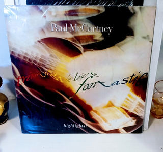 Paul Mccartney - Tripping The Live Fantastic Highlights! Lp
