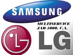 Servicio Tecnico Autorizado Samsung Lg Neveras Lavadoras Sec