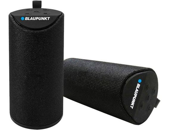 Parlante Portatil Bluetooth Blaupunkt Radio Fm Sd Usb Aux