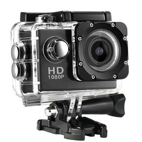 Camêra 4k 1080p Full Hd Perfeita Para Fazer Vlogs E Esporte