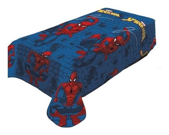 Manta Soft Spider Man Homem Aranha 1,50 X 2,00 M Jolitex