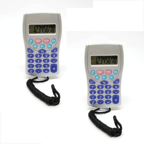 Calculadora 8 Dígitos Vendedor Vendas Soma Profissional Mini