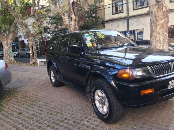 Mitsubishi Nativa 3.0 Ls V6 4x4 1999