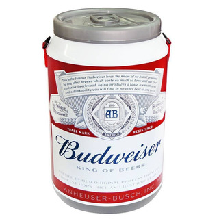 Cooler 24 Latas Térmico 350 Ml Cerveja Budweiser