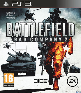 Battlefied: Bad Company 2 + Just Cause 2, Ps3. Dgt.