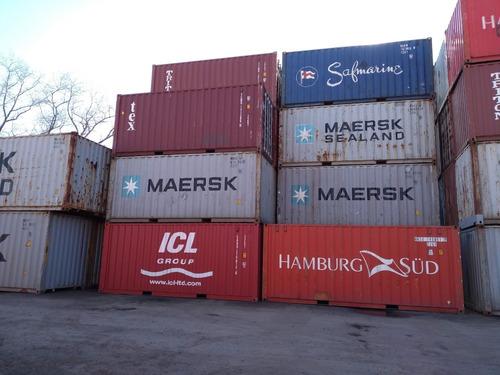 Contenedores Marítimos Containers 40' St Villa Ariza Bs As