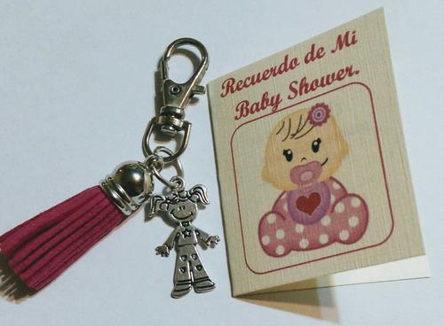Recuerdos Para Baby Shower Niño - Niña Borla X 12