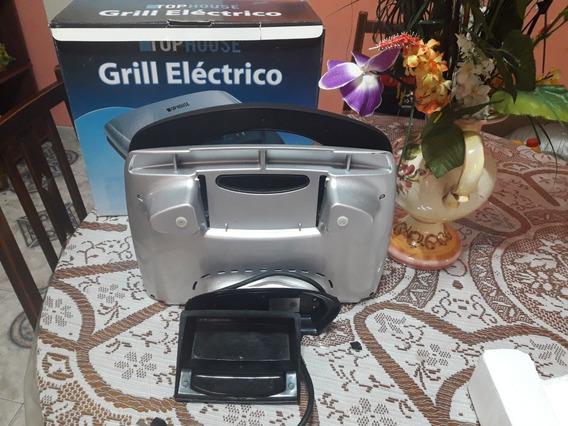 Grill Electrico Top House Excelente Estado