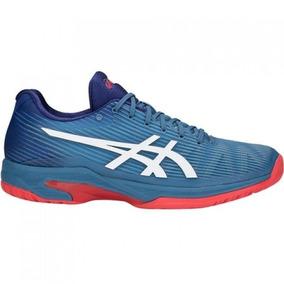 Tenis Asics Solution Speed Ff - Azul