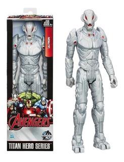 Ultron - Avengers - Vengadores - Orig. Hasbro! 30cm. Marvel