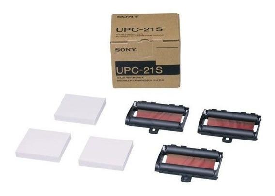 Papel Upc 21s 240 Folhas Colorido Sony Produto Original