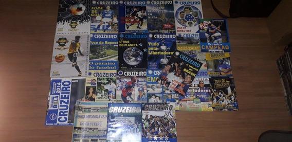 Coleção Especial Do Cruzeiro Esporte Clube - Álbuns/revistas