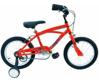 Bicicleta Nitro Playera Rodado 16 Somos Fabricantes Garantia